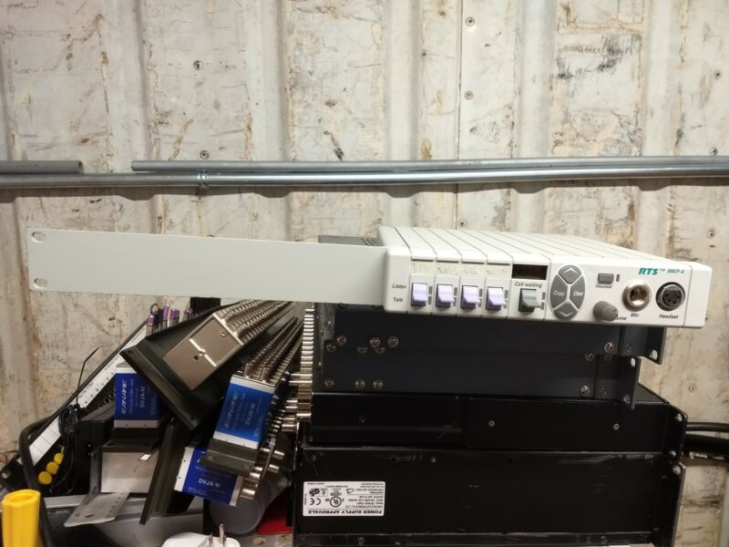 RTS MKP-4 Intercom With No Speaker