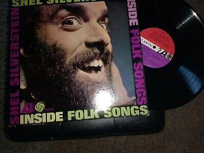 Inside Folk Songs  ,Shel Silverstein Inside Folk Songs
