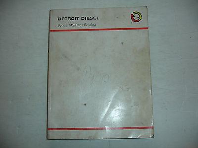 Series Parts Catalog Manual (Detroit Diesel Series 149 Engines PARTS CATALOG Book Service Shop Manual OEM)