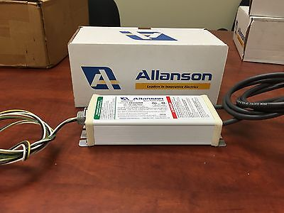 Allanson Ss1235ox Self Adjusting 2k-12kv 35ma Electronic Neon Sign Transformer