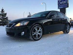 2009 LEXUS IS 250 BEAUTIFUL GREAT SHAPE INSIDE AND OUT