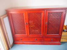 Balinese Entertainment unit / Hutch. Craigmore Playford Area Preview