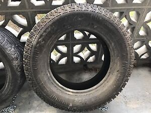 LT 245/70R17 winter tire