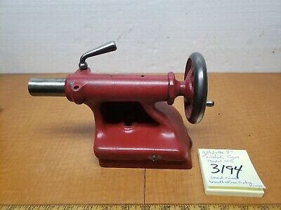 Southbend Lathe 9 Tailstock Complete From Model 415