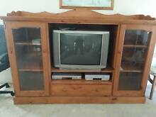 large entertainment unit - upcycle into child's play kitchen Wellington Point Redland Area Preview