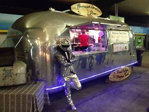 Vintage Airstream Food & Promo Van For Sale with Equipment Gold Coast Region Preview