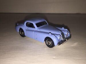 Matchbox jaguar xk120se 1954