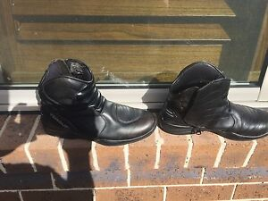 Torque motorbike boots size 12 Taylors Hill Melton Area Preview