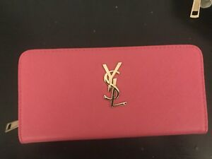 Ysl wallet brand new 3 colours