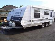 2010 Crusader caravan 19.6 Ft - immaculate condition Clovelly Park Marion Area Preview