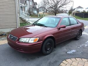 Toyota camry ce 2000 4cyl