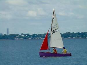Heron Sailing Dinghy Sandgate Brisbane North East Preview