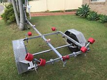 Boat Trailer suit 10' -  12' Tinnie The Entrance Wyong Area Preview