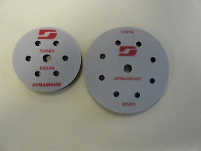 Dynabrade Sanding Disc 6 8 Double Sided Hook Face Set 53980 53982
