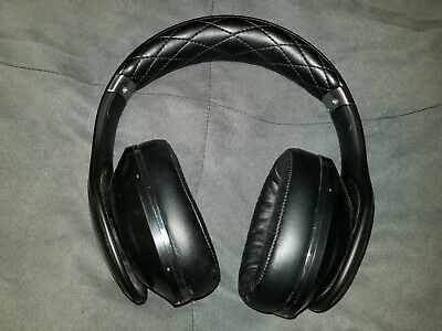 Samsung Level Wireless On-Ear Headphones Black Model EO-PN920 #U9922 pre owned