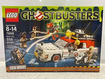 LEGO Ghostbusters Ecto-1 & 2 (75828) - New in Sealed Box NIB