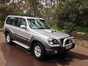 2006 Hyundai Terracan Wagon Strathdale Bendigo City Preview