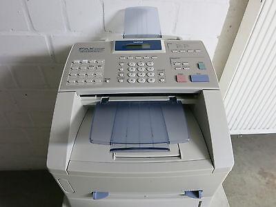 brother 8360P Fax mit nur 10600 Gesamtkopien