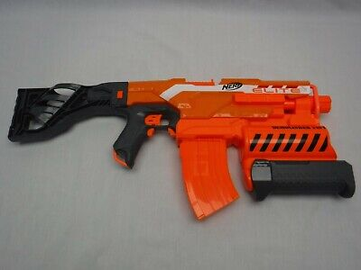 Nerf N-Strike Elite Demolisher 2 in 1 Blaster Dart Shooter with Magazine