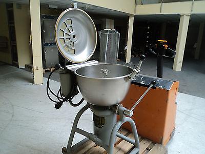 Stephan UMK 40 Kutter,Schnellkneter,Teigmaschine,Küchenmaschine,Gemüseschneider