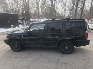 2006 Jeep Commander Trail Rated