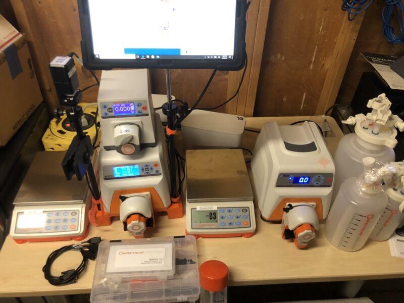 Spectrum Labs KrosFlo KR2i TFF SYSTEM