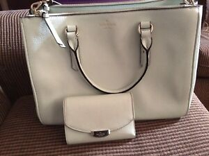 Kate Spade Bag and Wallet Set