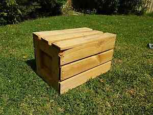Wooden Crates x 12 Wattle Grove Liverpool Area Preview