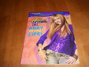 Hannah Montana Sticker Book