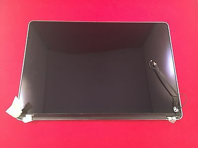 """98% New 2012/Early 2013 A1398 Apple Macbook Pro Retina 15"""" Complete LCD Assembly"""