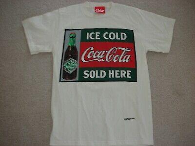 Vintage 1995 Coca Cola Tshirt NEW