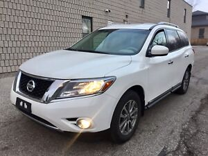 **STOP HERE*13 Nissan Pathfinder SL*AWD*Leathe7pass*NO Accident*