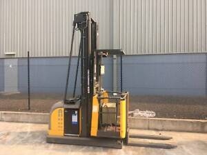 1.0T Battery Electric Order Picker Dry Creek Salisbury Area Preview