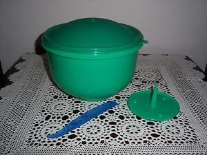 Retro Vintage Tupperware Modular Mates Container  Lettuce Keeper Cannington Canning Area Preview