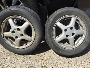 Acura Integra Wheels and Tires