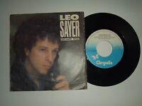 Leo Sayer / Orchard Road– Disco Vinile 45 Giri 7, Stampa Italia 1983 -  - ebay.it