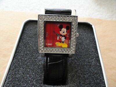 New Disney's Mickey Mouse Quartz Watch