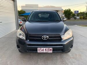 2007 Toyota RAV4 CV (4X4)Automatic SUV Maryborough Fraser Coast Preview