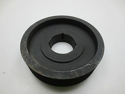 4 Groove Pulley Sheave 4 5v 12 5 3020 Max Rpm 2040 Bb