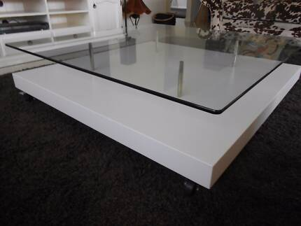 glass coffee table nick scali Furniture Gumtree Australia Free
