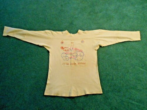 1947 Seoul Korea Long Sleeve Football Jersey With Embroidered Dragon Motif