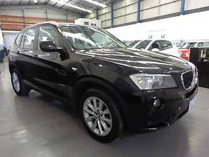 2013 BMW X3 F25 xDrive20d Wagon 5dr 8sp 4x4 2.0DT MY13.5 Alphington Darebin Area Preview