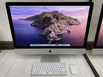 "Apple iMac 27"" 5K Retina Late 2015 1TB Fusion 32GB Ram 4GHz Core i7 AMD M390 2GB"