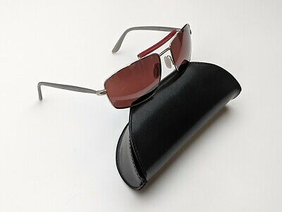 Italy! Maui Jim Manele Bay MJ224-04 Polarized Men's Sunglasses 57/18 135 /GEC150