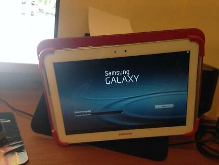 Samsung GALAXY Tablet 2 (16gb Excellent Condition) Albury Albury Area Preview