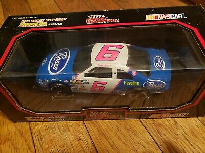 RARE Tommy Houston #6 Roses Discount 1991 1:24 Scale NASCAR DieCast
