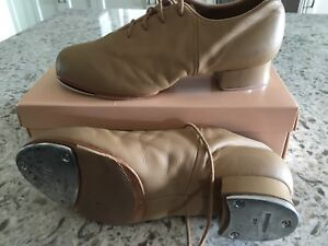 Bloch Tap Shoes Size 8.5 Ladies