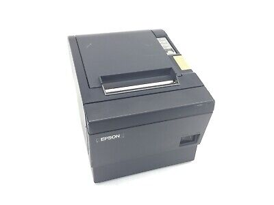 Epson Tm-t88ii Thermal Receipt Printer M129b Tested