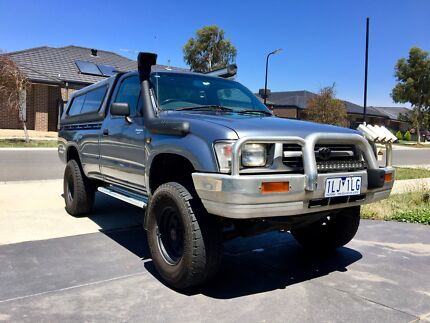 1999 Toyota Hilux Craigieburn Hume Area Preview