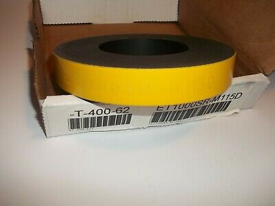 Eaton Weatherhead Hydraulic Hose Crimper Die Ring Yellow T-400-62